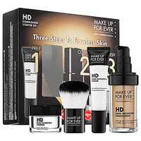 Sephora: MAKE UP FOR EVER : HD Complexion Starter Kit : foundation-sets