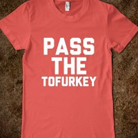 Pass the Tofurkey