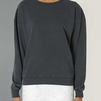 Black Acid Sweater by Boutique