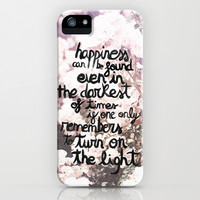 HARRY POTTER iPhone & iPod Case by Danielle Ebro