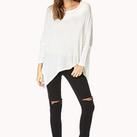 Draped Dolman Top