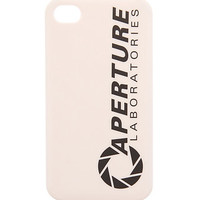 Portal 2 Aperture Laboratories iPhone 4/4S Case