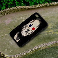 Bill Murray Glasses Robot Case - Iphone 4/4s Iphone 5 and Samsung Galaxy S3 / S4