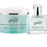 philosophy living grace luxe fragrance duo — QVC.com