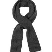 Gemma Scarf - Charcoal | rag & bone Official Store