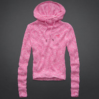 Moonlight Beach Hooded Sweater