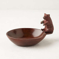 Bear Pair Soapdish