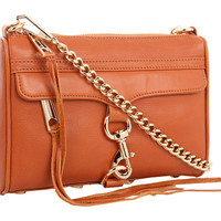 Rebecca Minkoff Mini M.A.C. Clutch with Gold