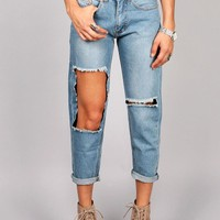 Total Mayhem Boyfriend Jeans