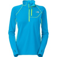 The North Face Women's Impulse Active Quarter Zip Pullover