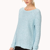Everyday Textured Knit Sweater