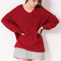 Essential Relaxed Sweater - Mexy - Style that fits you.