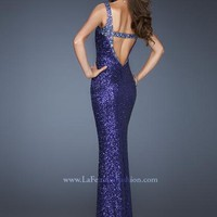 La Femme 18776 at Prom Dress Shop