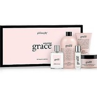 philosophy fragrance experience ultimate gift 5 pc. set — QVC.com