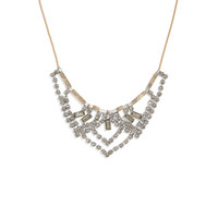 Vela Drape Necklace