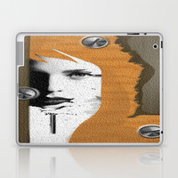 Behind Laptop & iPad Skin by Müge Başak
