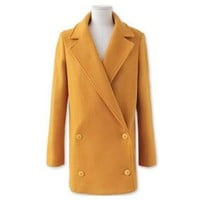 Fashion Women Korean Wool Plus Size Peacoat Ladies Long Overoat Outerwear Jacket