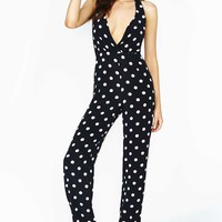Reformation For Nasty Gal Bianca Jumpsuit