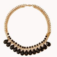 Regal Bib Necklace