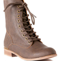 QUINN SHOES, REESE COMBAT BOOT