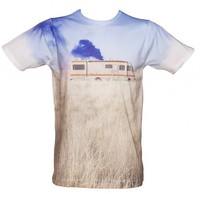 Men's Breaking Bad Trailer T-Shirt : TruffleShuffle.com