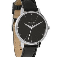 **NIXON KENSINGTON PATENT WATCH
