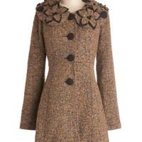 Ryu Dimension My Name Coat | Mod Retro Vintage Coats | ModCloth.com