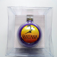Vintage Santana Christmas Ornament 1993