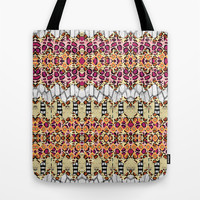 on a whim 2 Tote Bag by Ingrid Padilla