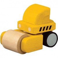 Aldea Baby | Wooden Steam Roller