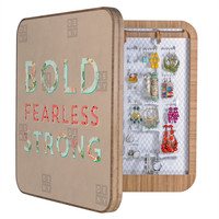 Allyson Johnson Bold Fearless And Strong BlingBox