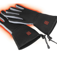 Wireless Rechargeable Heated Glove Liners @ Sharper Image