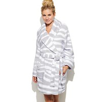 Croft & Barrow® Short Plush Robe
