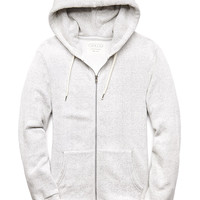 Soft-Knit Fleece Hoodie