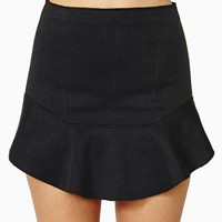 Midnight Wave Skirt