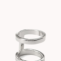 Minimalist Caged Ring