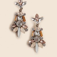 Park Avenue Jeweled Earrings