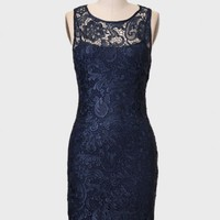 Crown Street Lace Dress