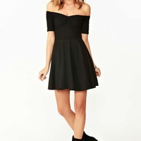 Kick Push Dress