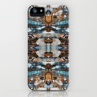 pattern 1409 iPhone & iPod Case by Iris Lehnhardt