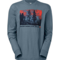 MEN'S LONG-SLEEVE HOME BASE TEE