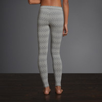 Gilly Hicks Shine Legging