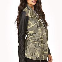 Desert Cool Utility Jacket