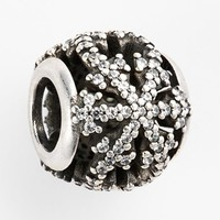 PANDORA '12 Days of Christmas - Day 12 Let It Snow' Bead Charm | Nordstrom