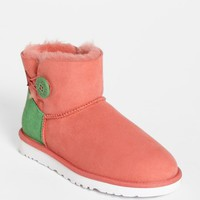 UGG® Australia 'Mini Bailey Button Neon' Boot | Nordstrom