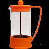 Stash Tea Bodum Personal Tea Press in Orange