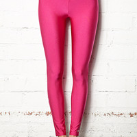 High-Waisted Performance Legging