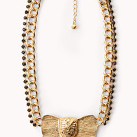 Standout Elephant Necklace
