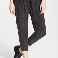 Kirious Slouchy Acid Wash Pants (Juniors) (Online Only) | Nordstrom