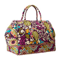 Vera Bradley Luggage Frame Travel Bag